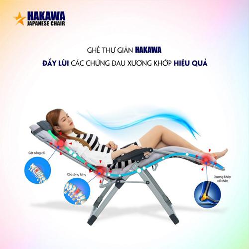 ghế xếp hakawa