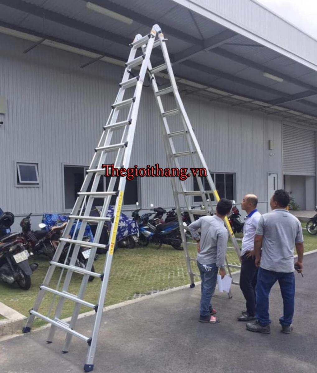 Thang nhôm Poongsan PS-48