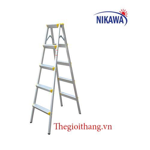 Thang nhôm chữ A nikawa NKD-05