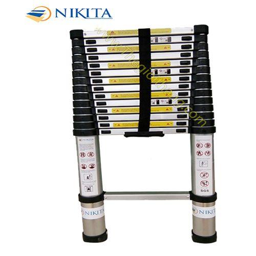 Thang nhôm rút đơn 5.4m NIKITA NKT-R54