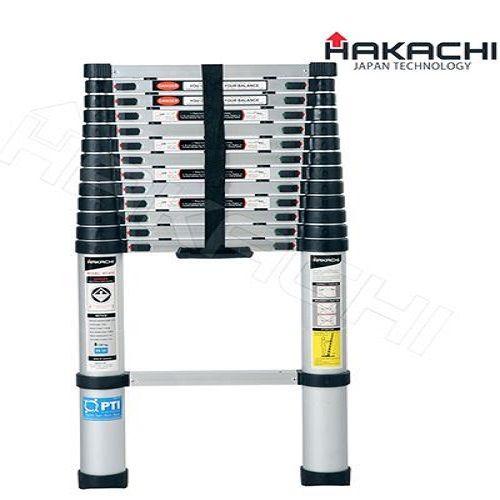 Thang nhôm rút đơn HAKACHI HT-500CP
