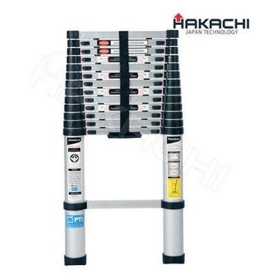 Thang nhôm rút đơn HT-380CP HAKACHI (3.8m)