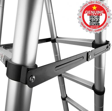 Bí quyết giữ cho thang nhôm rút luôn sáng bóng và không bị nghẹt ống thang trong quá trình sử dụng.