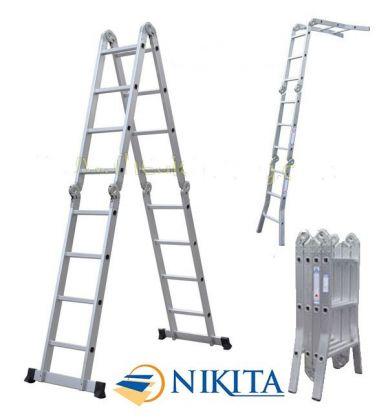 Nghề điện lạnh nên dùng những loại thang nào?