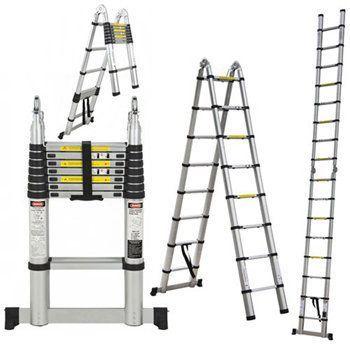 Ở Quận 6 thì mua thang nhôm ở đâu chất lượng tốt?