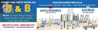 Ở Tân Bình nên mua thang nhôm ở đâu giá rẻ ?