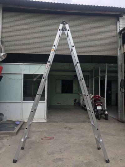 Thang nhôm chữ a 3.5m DEDO-35