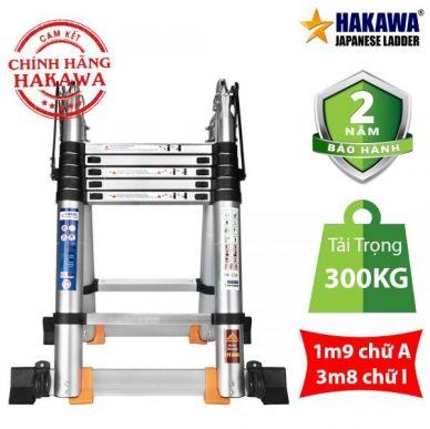 Thang nhôm rút chữ a hakawa có thực sự chất lượng như quảng cáo hay không?