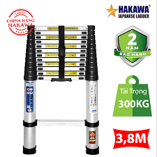 THANG NHÔM RÚT ĐƠN HAKAWA HK-138 (3M8)