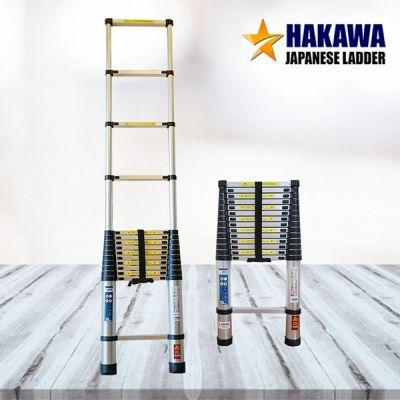THANG NHÔM RÚT ĐƠN HAKAWA HK-141 (4,1m)