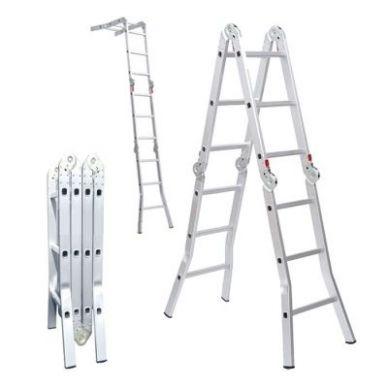 Top 7 thang nhôm gấp cao cấp và hướng dẫn sử dụng chi tiết